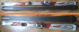 Rossignol Power Cobra 167 cm with Axium 100 bindings