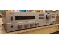 Vintage Aurex SB-A45 Integrated Stereo Amplifier, made by Toshiba