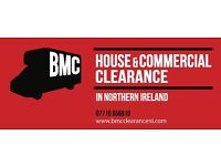 ** HOUSE CLEARANCE SERVICE IN COUNTY ANTRIM - CASH FOR GOOD QUALITY FURNITURE & SUITES **