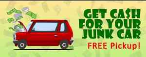 MINTO SCRAP CAR REMOVALS! FREE PICK UP. Minto Campbelltown Area Preview