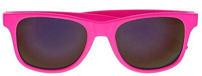 re Pop Disco Karneval Party Accessoire verspiegelt rosa pink (80er Jahre Neon Accessoires)