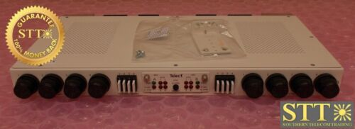 009-8004-0100n Telect Fuse Panel100a Dual Feed 4/4 Klm/gmt 48v 19/23