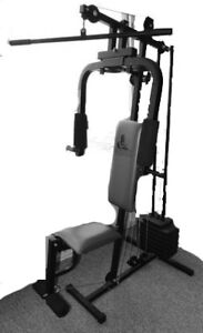 Weider 740 home gym - in great shape!