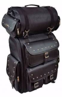 Motorbike Luggage Saddle Bags, Travel Bags + More Thomastown Whittlesea Area Preview