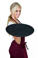 Experienced lounge waitress required