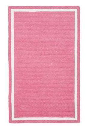 Pottery Barn Pink Rug Ebay