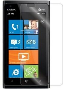 Nokia Lumia 900 Windows Phone LCD Screen Protector & Install