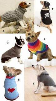 Wanted - Yarn for Knitting & Crochet Dog Jumpers. Wynn Vale Tea Tree Gully Area Preview
