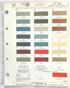 PPG Paint Chip