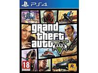 Grand Theft Auto 5 (GTA V) - PS4