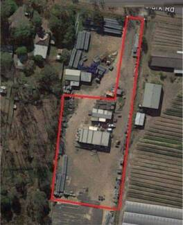 Storage Yard Farm for lease for rent