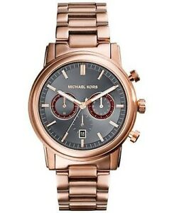Michael Kors Rose Gold Watch Glen Iris Boroondara Area Preview