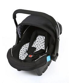 Silver Cross Ventura Plus Carseat - Monochrome