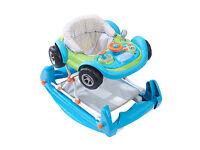Brand new, unused Mothercare 2 in 1 Car Walker