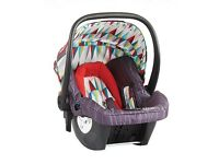 Brand new Cosatto Hold group 0+ car seat