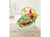 Mothercare baby bounce chair