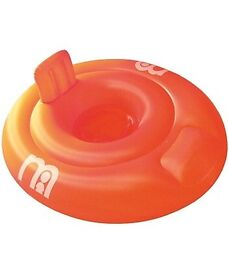 Baby swim chair- inflatable from Mothercare