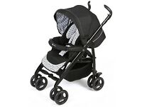 Silver Cross 3D Pram & Pushchair travel system (car seat included) £200