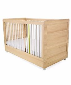 Mothercare Puzzle Play Cot / Cotbed / Toddler Bed