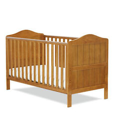 mothercare cot bed brand new with mattress gone asap