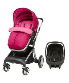 Mothercare travel system.