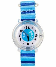 ELC LEARN TO TELL THE TIME WATCHES