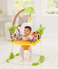 Baby Bouncer - Mothercare Jumping Giraffe