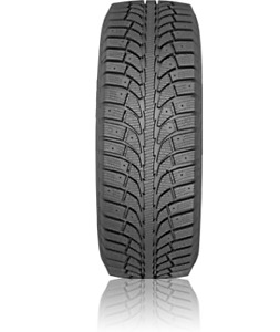4x Winter tires with rims (206-65-15)