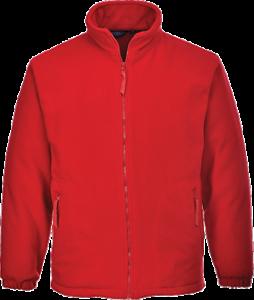 Argyll Portwest Premium Heavy Fleece Anti Pill Winter Coat Zipped Jacket F400