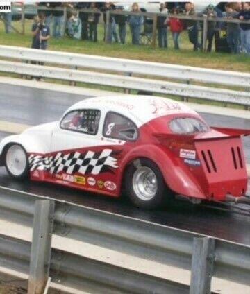 VOLKSWAGEN BEETLE RACE CAR