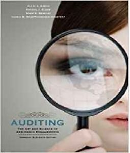 Auditing - Art and Science of Assurance Engagement - Arens, Elde
