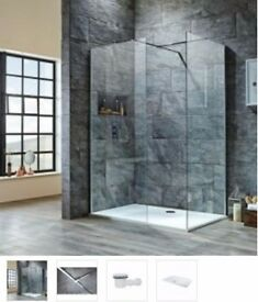 complete walk in shower bundle from as low as £385