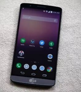 LG G3    can be used on koodo or telus ....great phone..