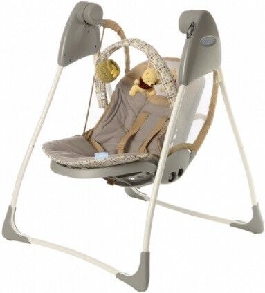 Graco Baby Delight Swing Winnie the Pooh Battery