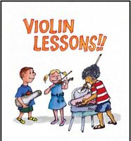 Brampton Violin lessons with Broadway Soloist!