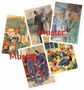 Postkarten Frauen