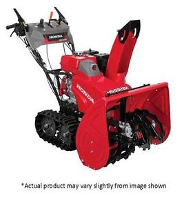 "Honda 28"" Track Propelled Snowblower"