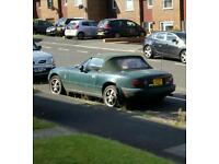 1993 MAZDA MX-5 EUNOUS ROADSTER CONVERTIBLE