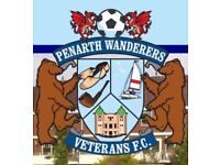 Penarth Wanderers Vets FC - New players wanted