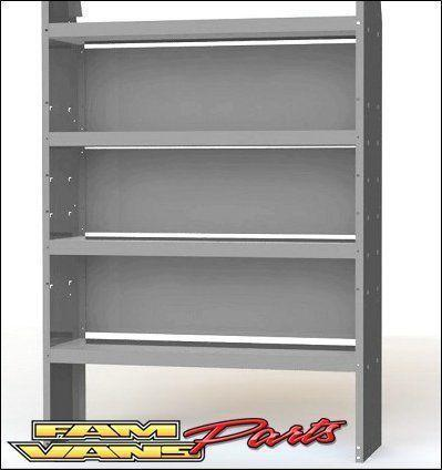 Cargo Van Shelves Ebay