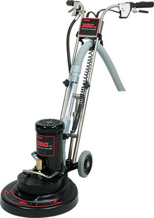 Truck Mount Carpet Cleaning Machine & Extractor 360 XL Rotovac Power Head