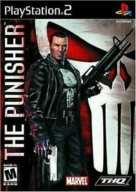 The Punisher on PS2