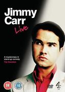 Jimmy Carr DVD