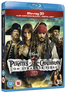 PIRATES OF THE CARIBBEAN - ON STRANGER TIDES - 3D SUPER PLAY (BLU-RAY 3D + 2D BL