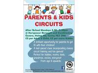 Parents and Kids Circuit Class