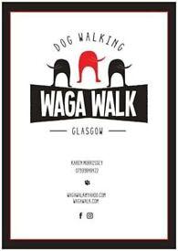 Waga Walk Dog Walking & Pet Services