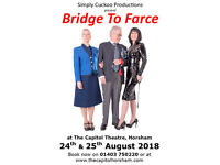 Bridge to Farce Tickets - Horsham Capitol Theatre - Free Tickets