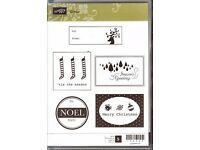 Stampin Up Christmas Stamps 2