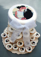 EDIBLE IMAGE CAKES, CUPCAKES & COOKIES