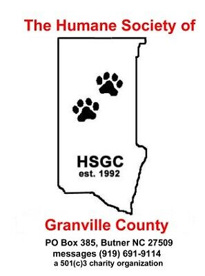 Humane Society of Granville County